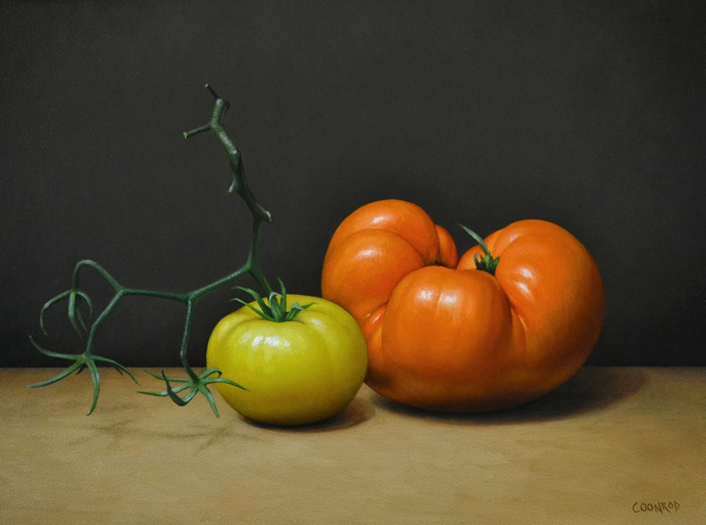 """Homegrown Tomatoes9""""x12""""sold"""
