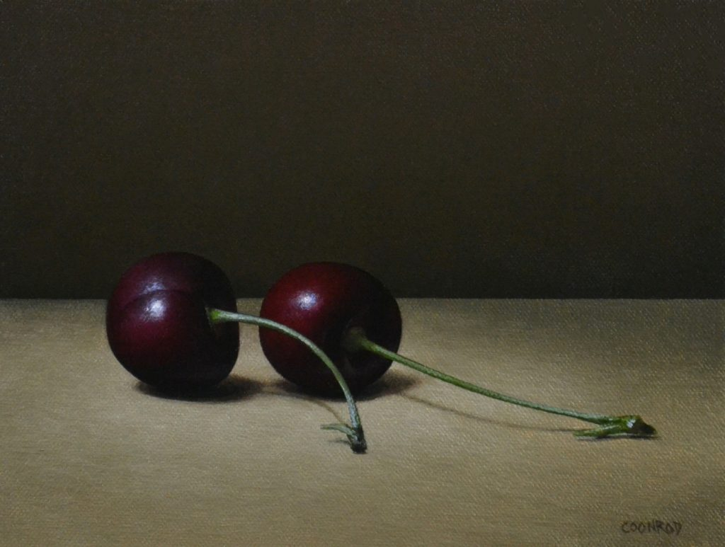 """2 Cherries6""""x8"""""""