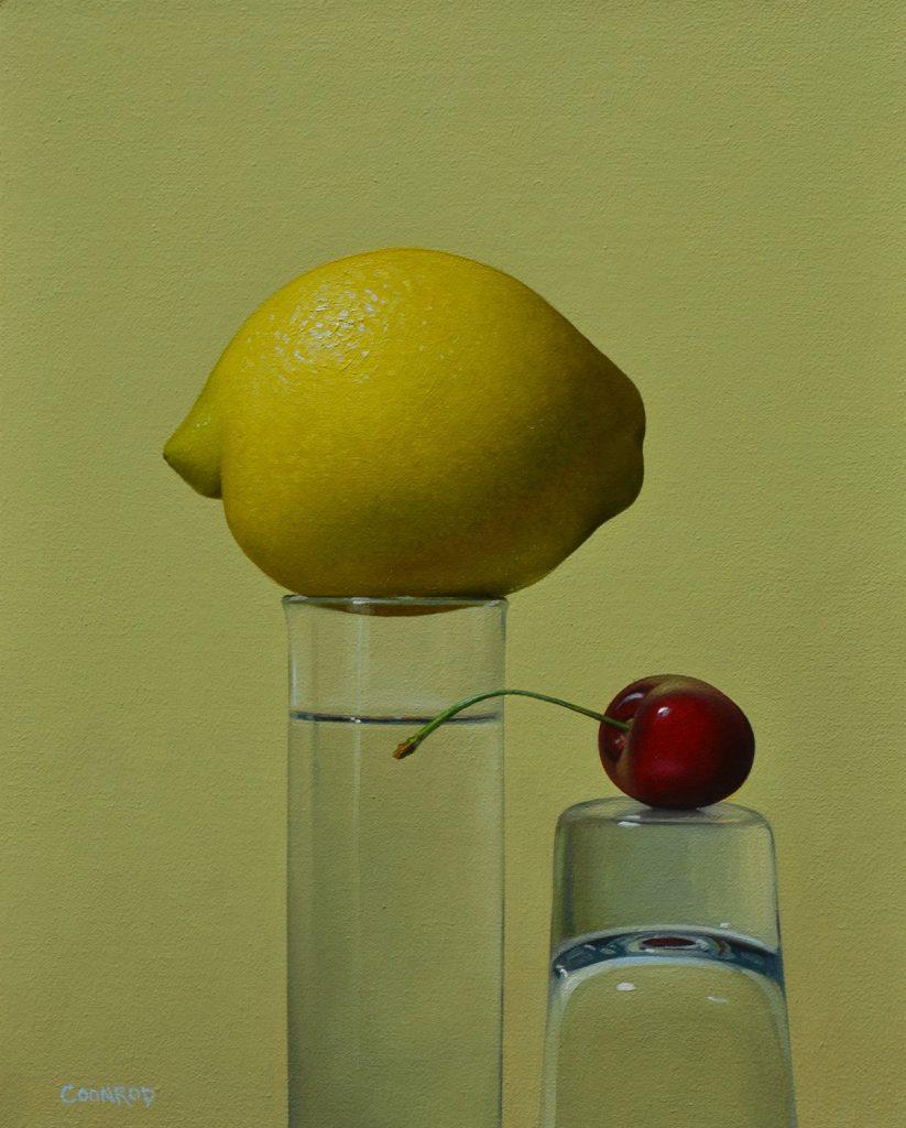 "Cherry Lemonade10""x8""sold"