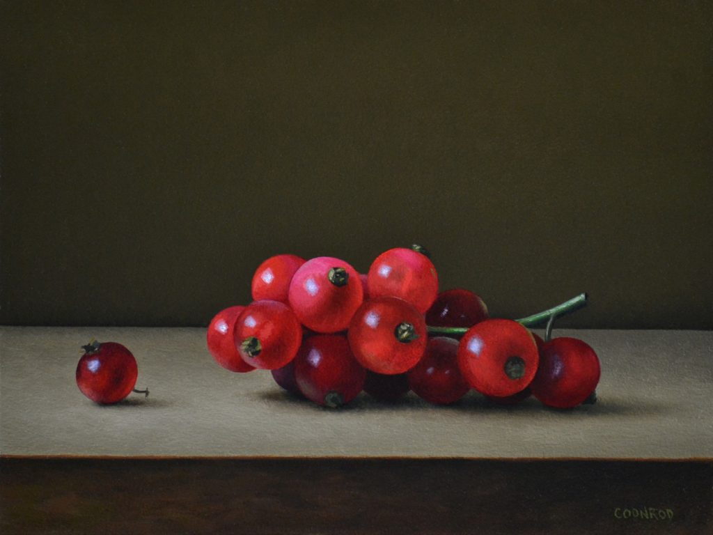 """Red Currants 6"""" x 8"""""""