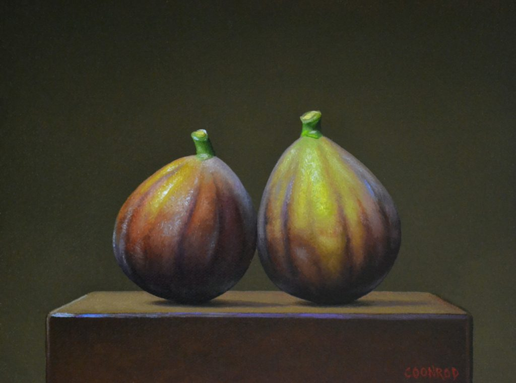 """Homegrown Figs #26""""x8""""sold"""